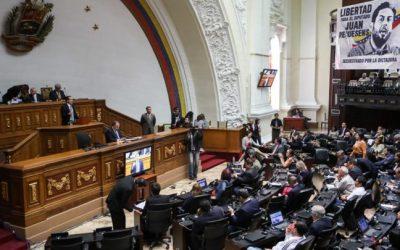 Surge nueva fracción parlamentaria en la Asamblea Nacional
