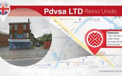 Pese a estar preso o acusados siguen apareciendo como directores de Pdvsa en Londres