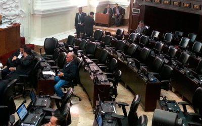 Diputados del PSUV no han regresado a la Asamblea Nacional