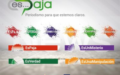 Nace EsPaja.com: un nuevo portal venezolano para desenmascarar mentiras