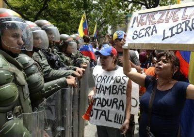 The pattern of great corruption in Venezuela