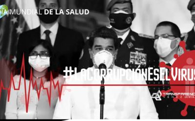 Informe | Transparencia Venezuela señala corrupción e ineficiencia como causas de la crisis del Sistema de Salud Nacional