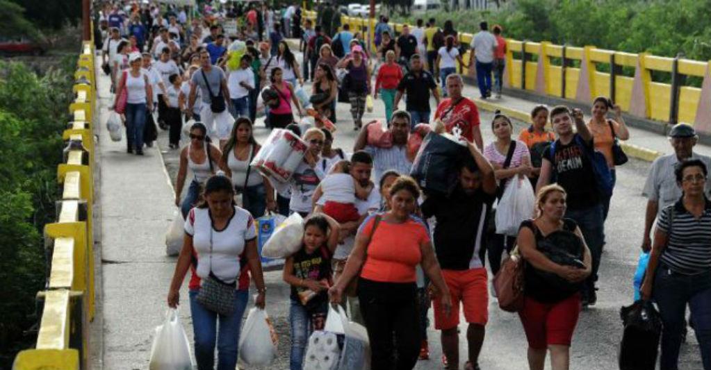 Éxodo venezolano en el marco del COVID-19