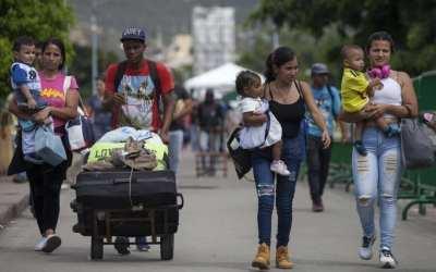 Esfuerzos internacionales son insuficientes ante el drama de los migrantes venezolanos en el marco del COVID-19