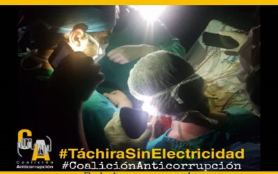 Táchira │Civil society demands solutions to constant failures of the electrical  power supply