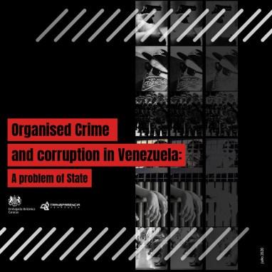 Organised crime and corruption in Venezuela