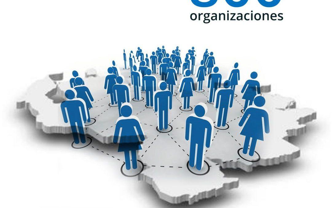 800 organizaciones luchan contra la corrupción