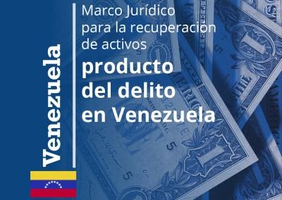 Recuperación de activos – Venezuela