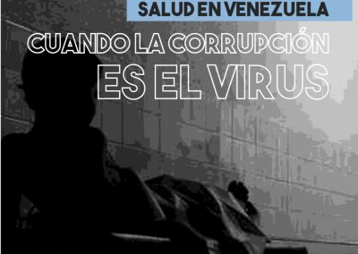 Salud en Venezuela – Cuando la corrupción es el virus