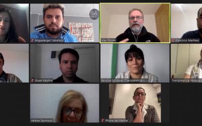 Venezuelan Press y Campus Transparencia renuevan convenio de formación