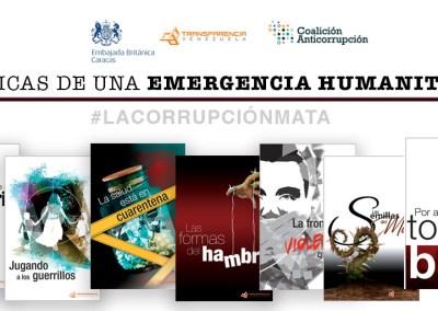 Crónicas de una Emergencia Humanitaria