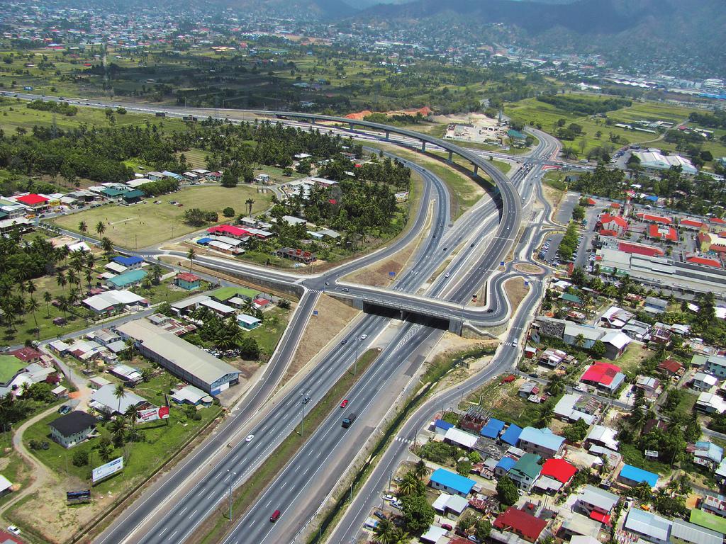 The Interchange, Uriah Butler Highway