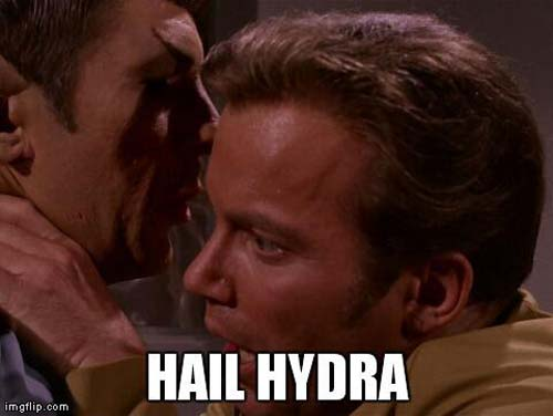 These Are The Funniest Pictures From The Hail Hydra Meme