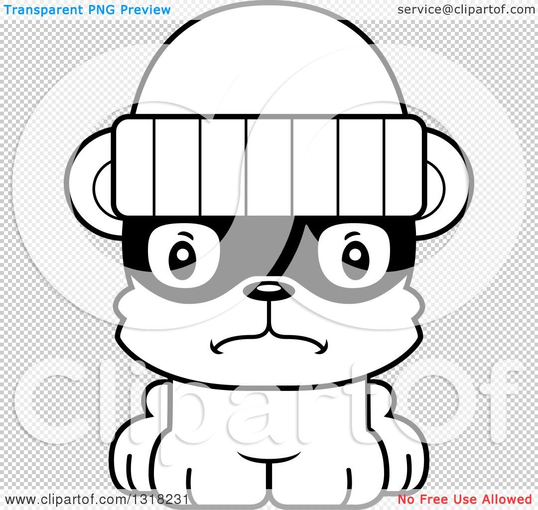 Mad Bear Cute