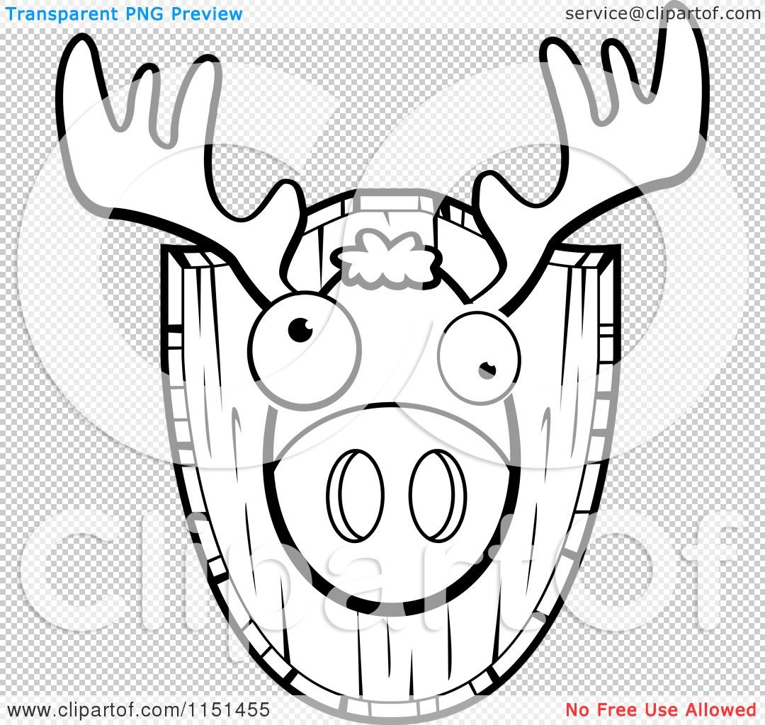 texas deer head