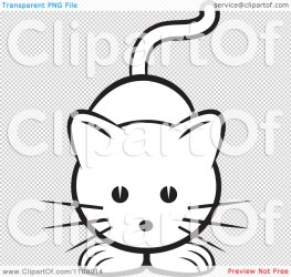 cat cute clipart vector illustration face royalty cats faces perera lal drawing drawings illustrations clipartof file regarding notes quick