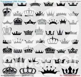 crown clipart illustration designs royalty vector clip dero