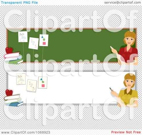 small resolution of clipart school teacher website banners royalty free vector