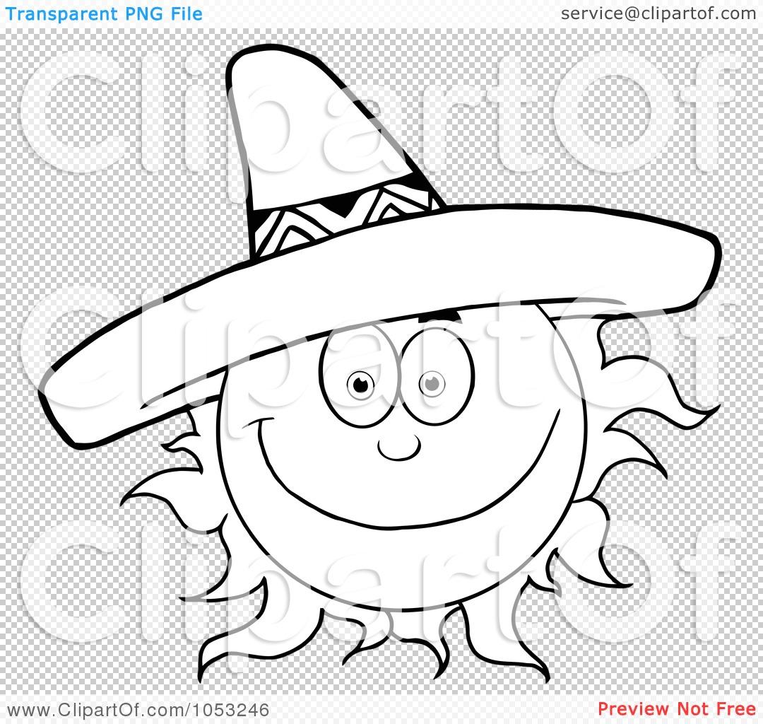 Sombrero Clipart