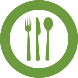 food background fork spoon knife transparent clipart