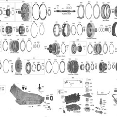 700r4 Exploded Diagram Stearns Brake Coil Wiring Chevy Transmission Rebuild