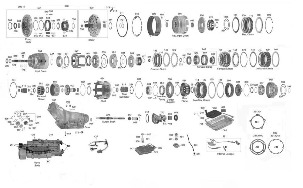 medium resolution of th400 parts diagram radio wiring diagram u2022 chevy 4x4 transmission diagram th400 parts diagram