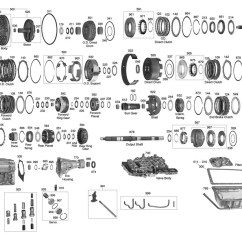 1999 Toyota 4runner Brake Controller Wiring Diagram Clarion A340f Transmission Parts Auto
