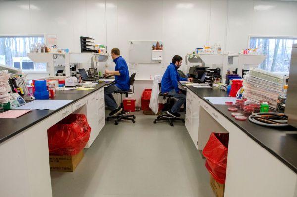 transpharm bsl2 laboratory
