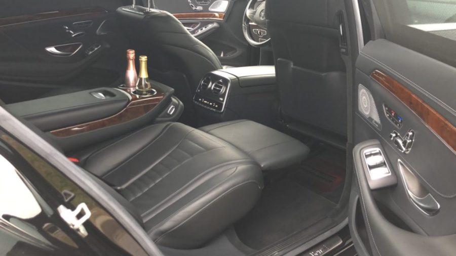 VIP Chauffeur Services Mercedes S class