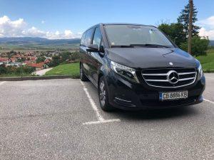 VIP Mercedes V class