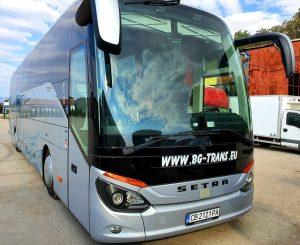 Автобус под наем Сетра 515 - 50 места