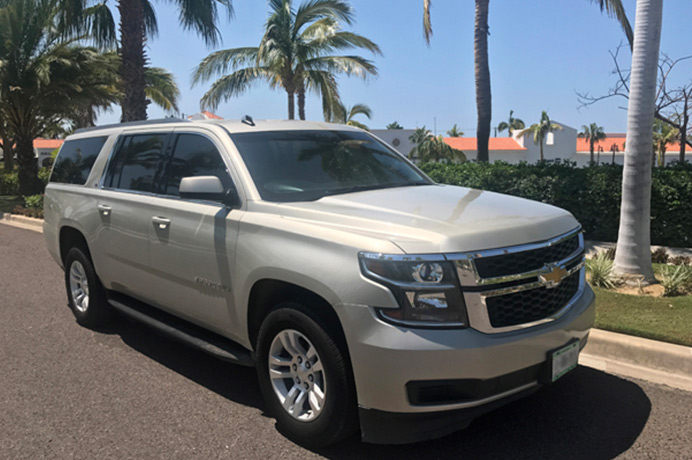 Luxury Suburban Secure Private Transportation in Vallarta