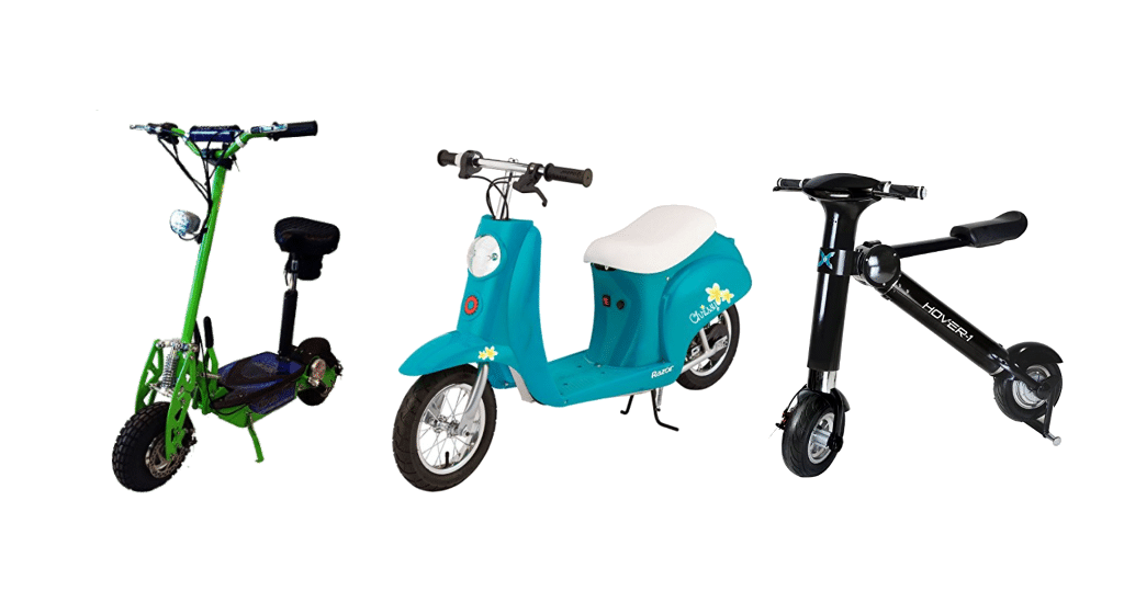 10 of The Best Electric Scooters Of 2018