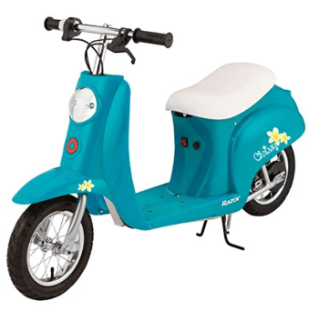 Razor Pocket Mod Miniature Euro Electric Scooter Transportation