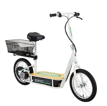 Razor Ecosmart Metro Electric Scooter With Seat 2018 Review
