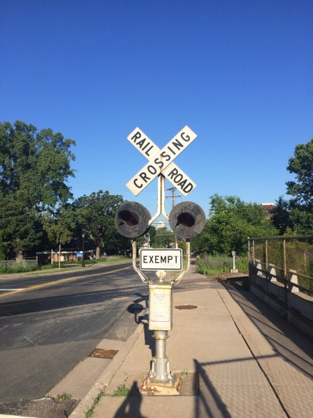 Railroad Crossing Exempt