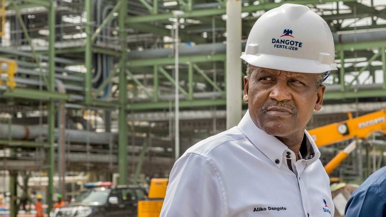 Dangote $2bn fertilizer plant ready by 2021