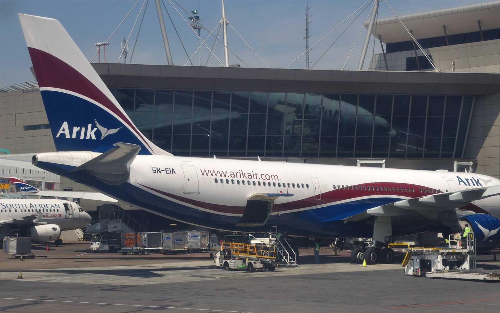 Arik Air Workers to embark in protest on Monday