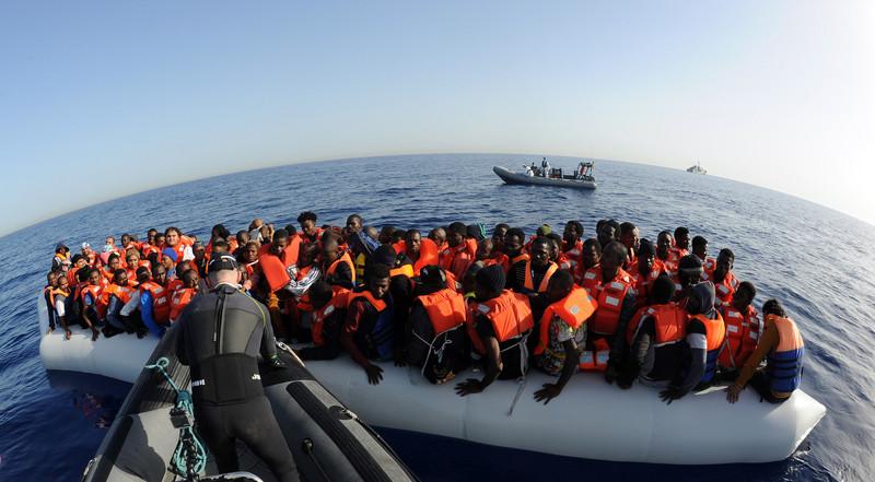 Moroccan Coast Guard intercepts 168 Spain-bound migrants