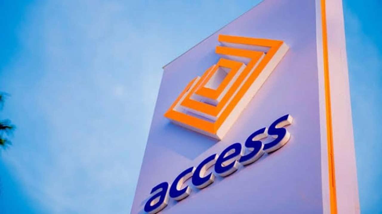 Access Bank in Nigeria.