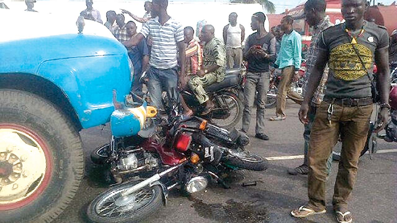 Fatal Motorcycle accident.