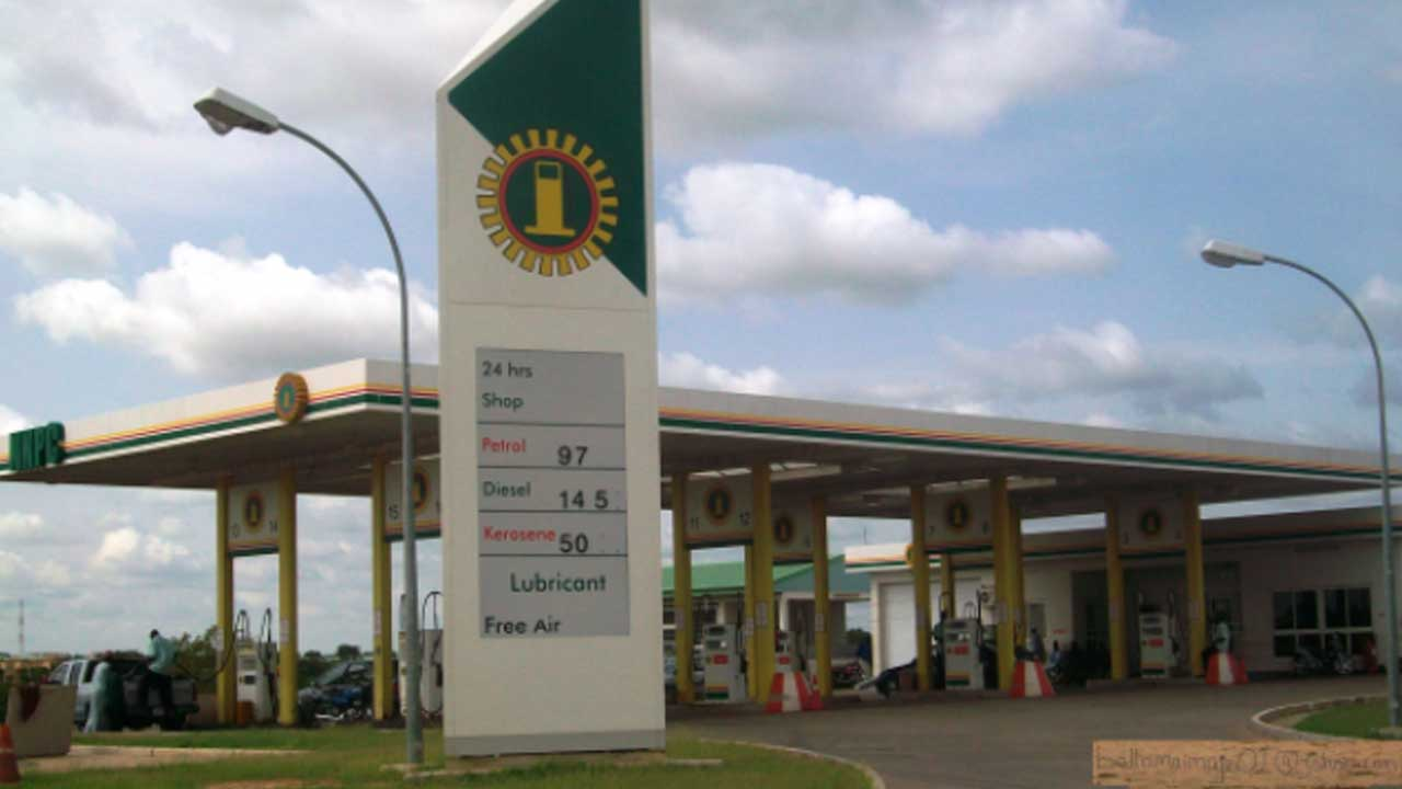 Petrol supply declined by 23.88% in July- NNPC