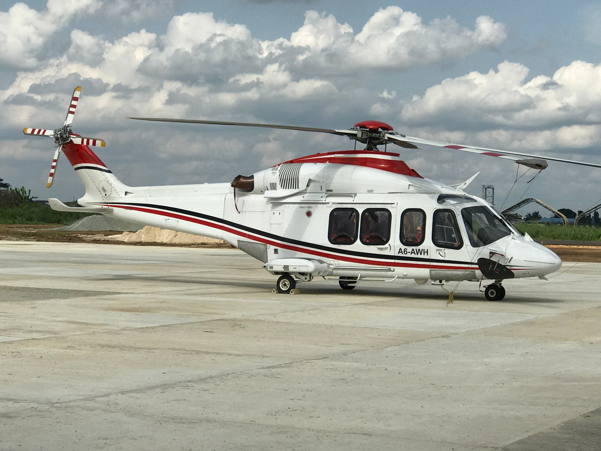 OAS Helicopters.