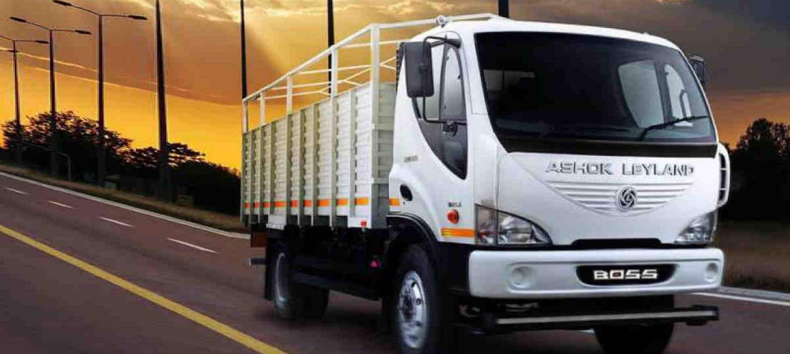 Nigeria Assembled Ashok Leyland Commercial Vehicles