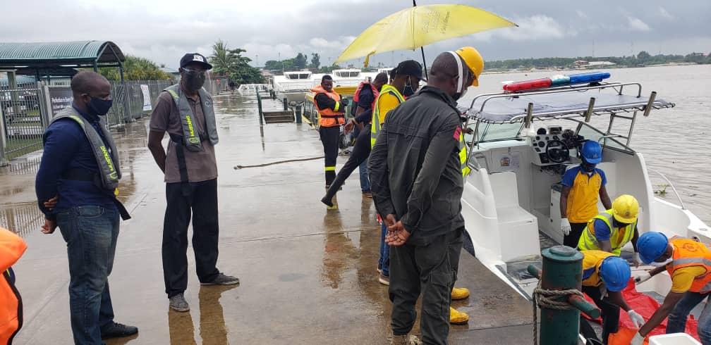 Safety: LASWA impounds six engines of passenger boats