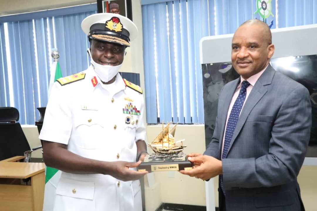 The Nigerian Maritime Administration and Safety Agency (NIMASA) and the Nigerian Navy