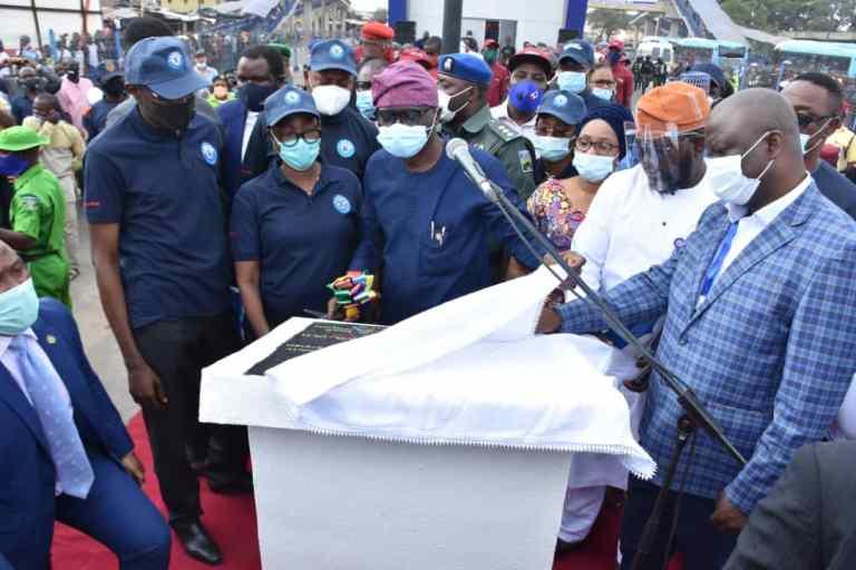 Lagos unveils Oshodi-Abule Egba BRT corridor