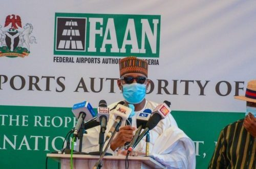 FG to continue investing in airports despite concession- Sirika