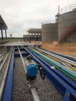 The Edo refinery