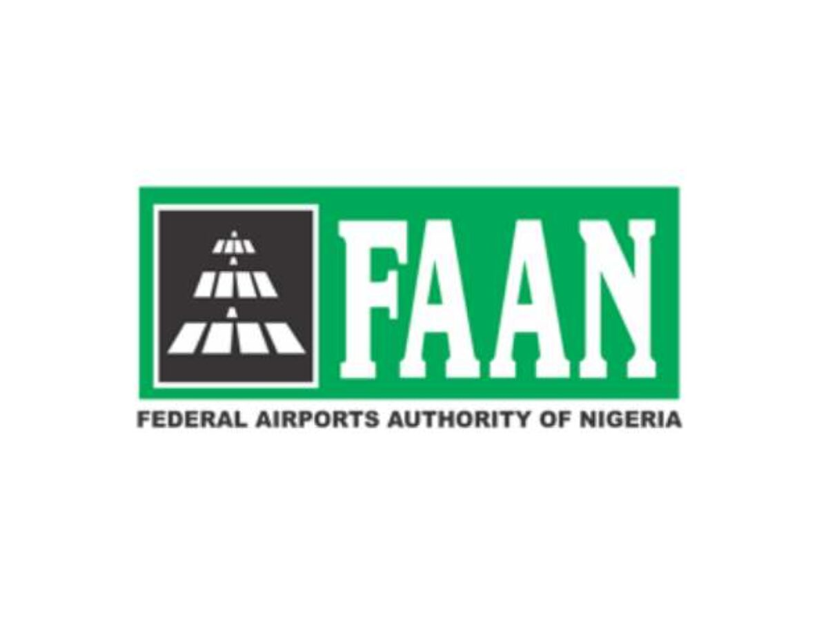 Federal Airports Authority of Nigeria (FAAN) Logo.